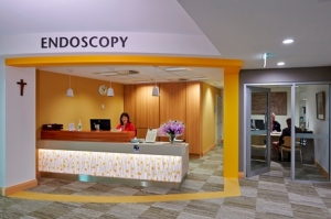 The Endoscopy Unit at St John of God Murdoch Hospital