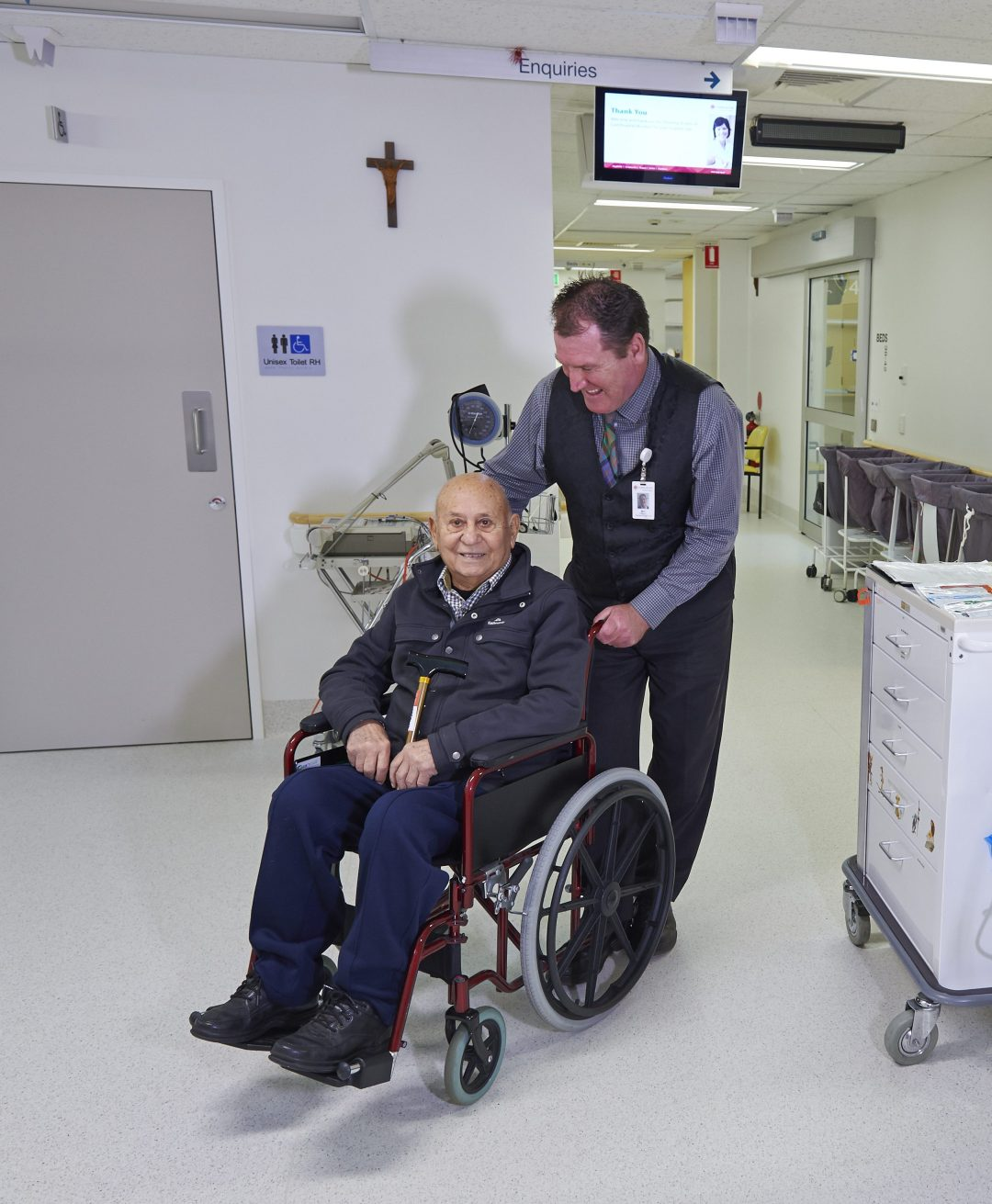 St John of God Murdoch Hospital Catholic Health Care